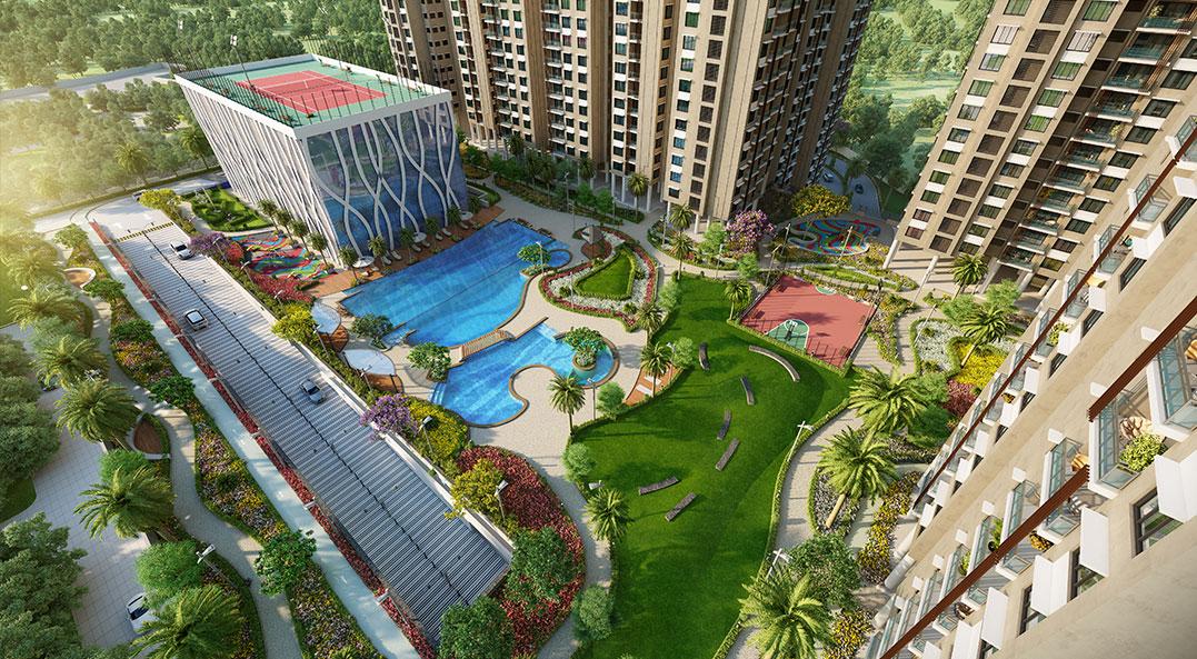 apartment villas in hyderabad